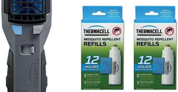 thermacell bäst i test